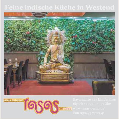 Rasas Indian Restaurant