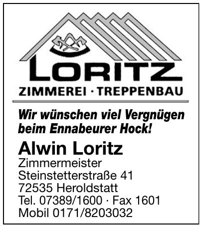 Alwin Loritz