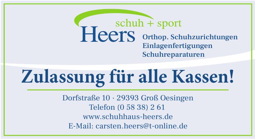 Heers Schuh+Sport