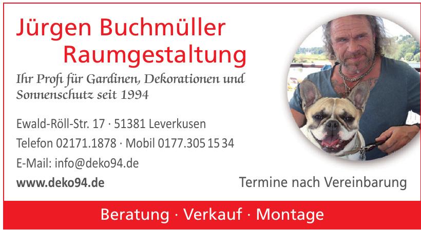 Jürgen Buchmüller Raumgestaltung