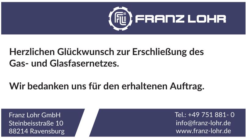 Franz Lohr GmbH