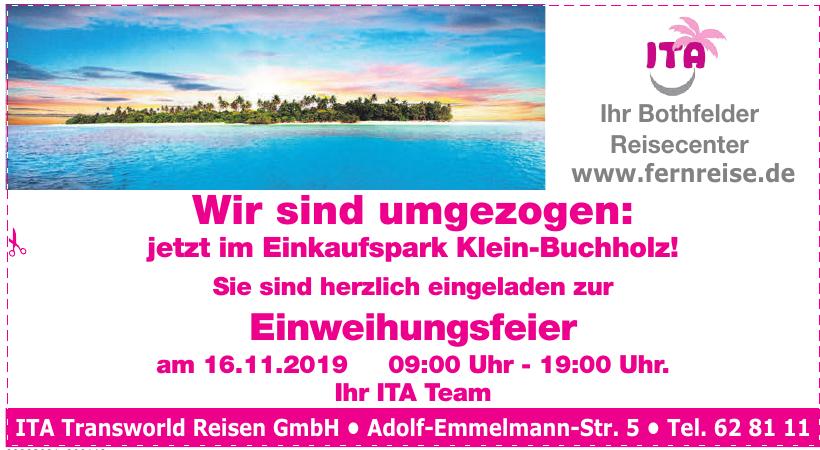 ITA Transworld Reisen GmbH
