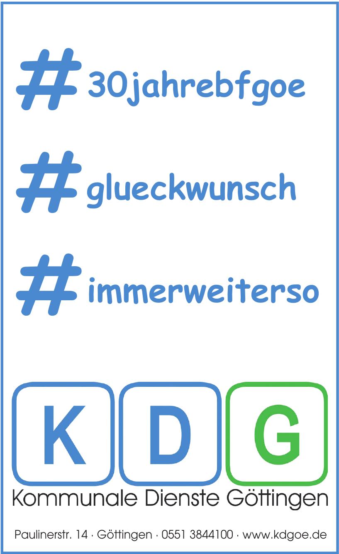KDG Kommunale Dienste Göttingen