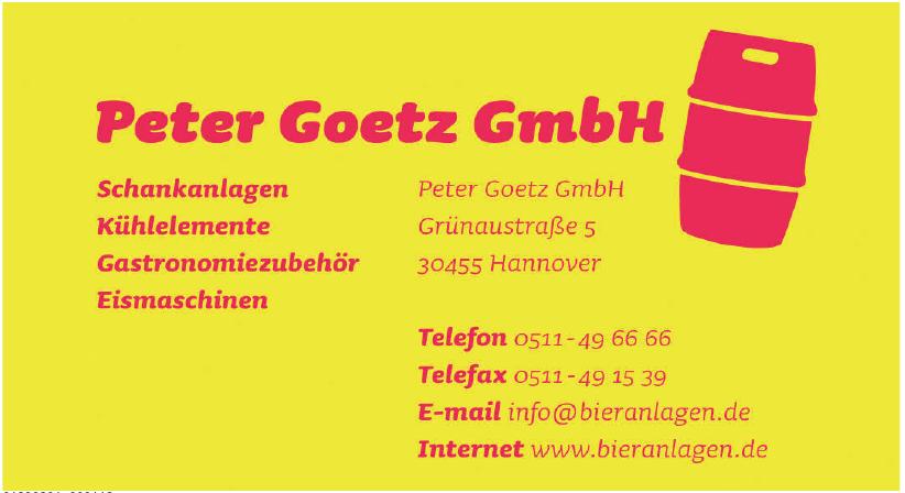 Peter Goetz GmbH