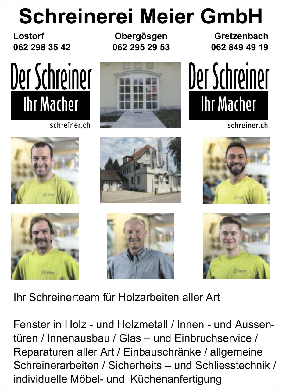 Schreinerei Meier GmbH