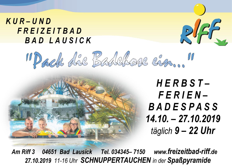 Kur- und Freizeitbad Bad Lausick