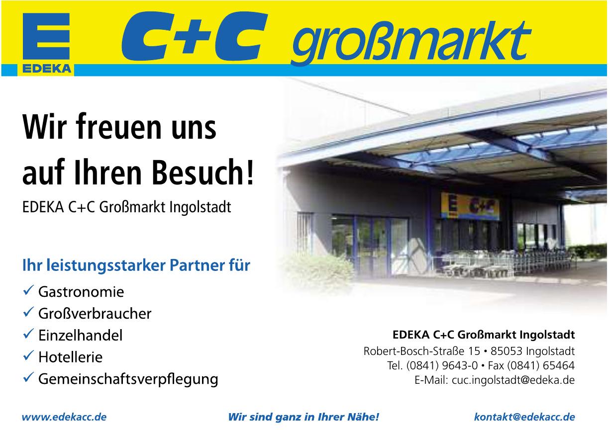 EDEKA C+C Großmarkt Ingolstadt