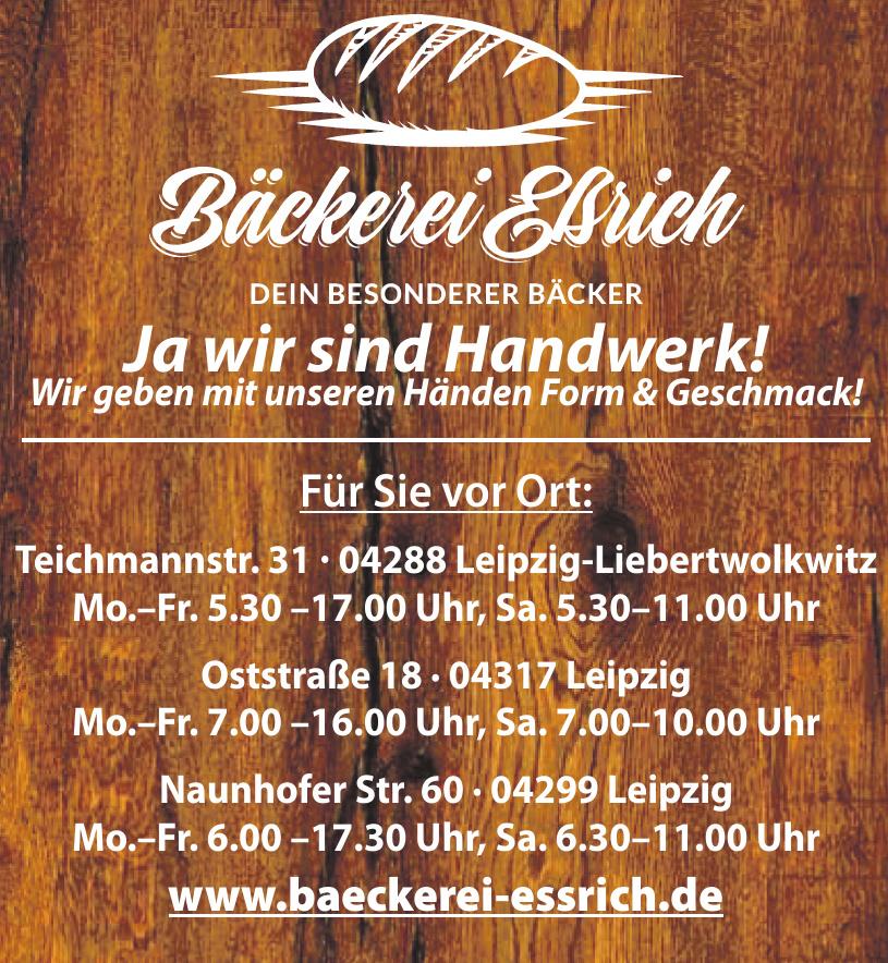 Bäckerei Eßrich