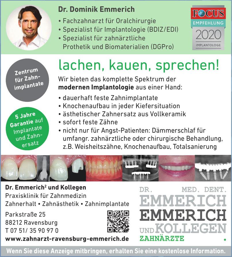 Dr. Emmerich und Kollegen