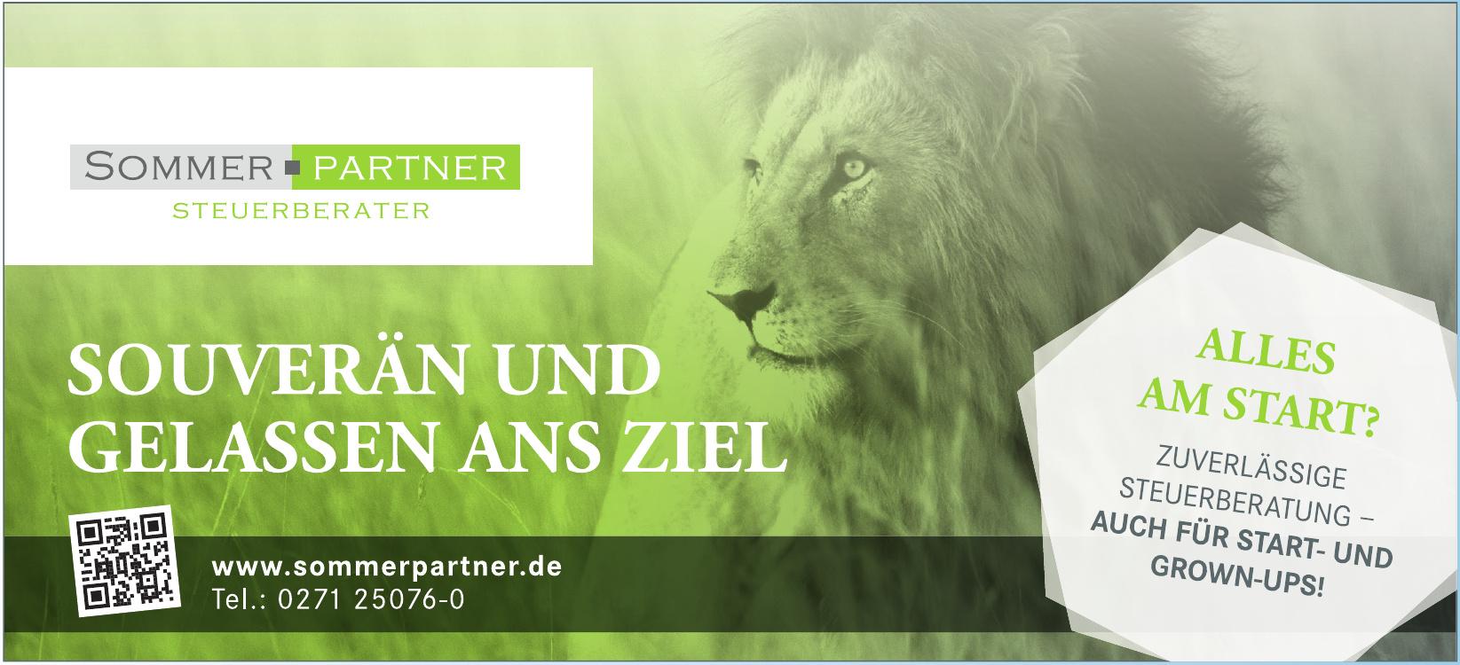 Sommer & Partner mbB Steuerberater