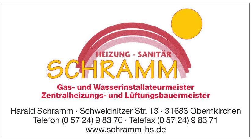 Harald Schramm