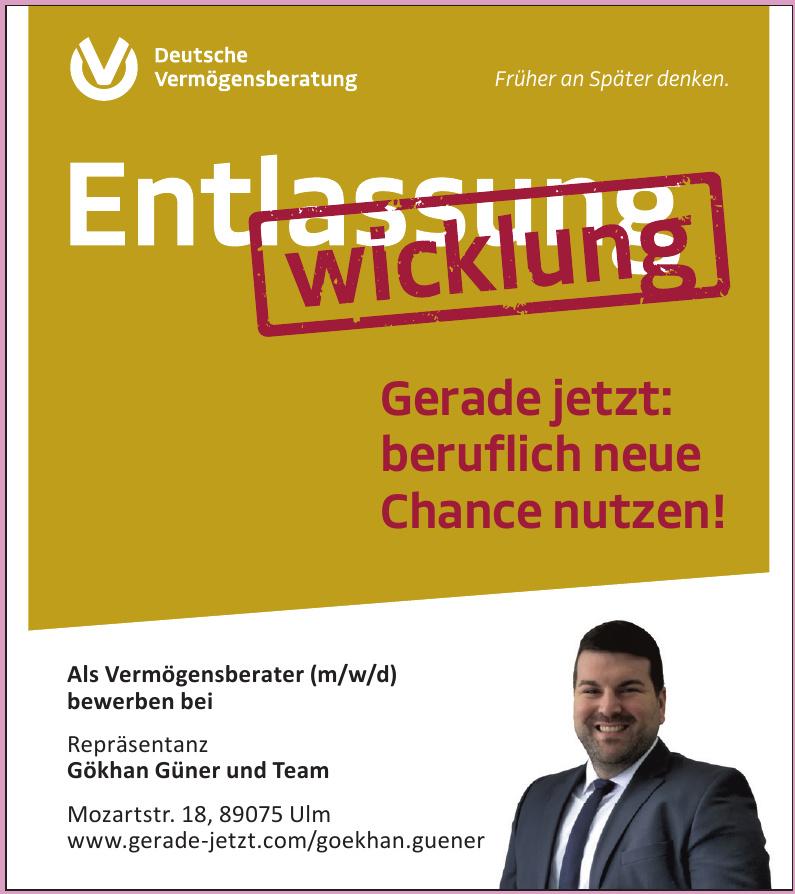 Deutsche Vermögensberatung - Gökhan Güner und Team