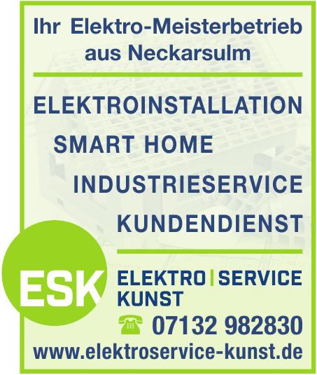 ESK - Elektro Service Kunst