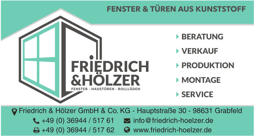 Friedrich & Hölzer GmbH & Co. KG