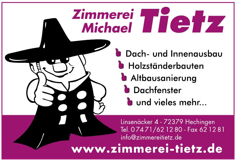 Zimmerei Tietz