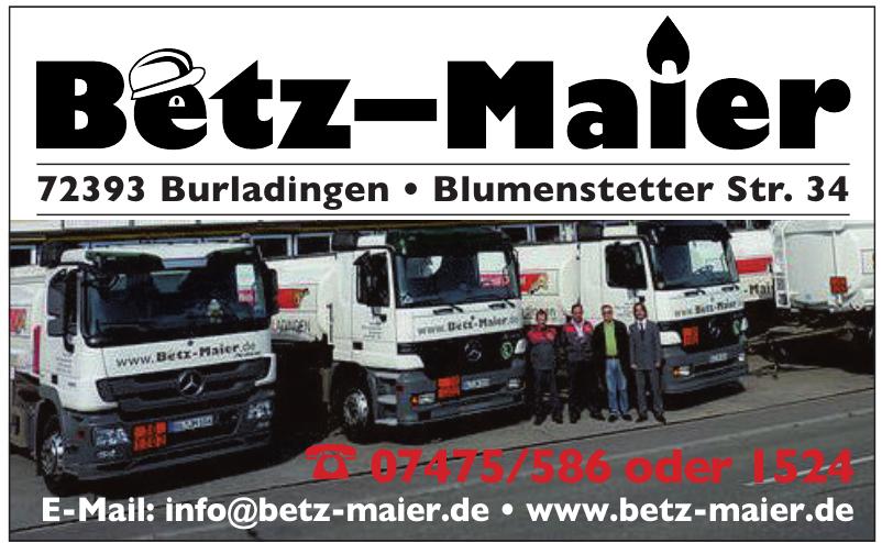 Betz-Maier