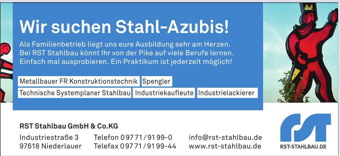 RST Stahlbau GmbH&Co.KG