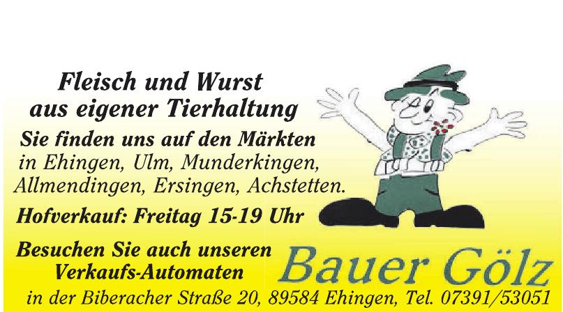 Bauer Gölz