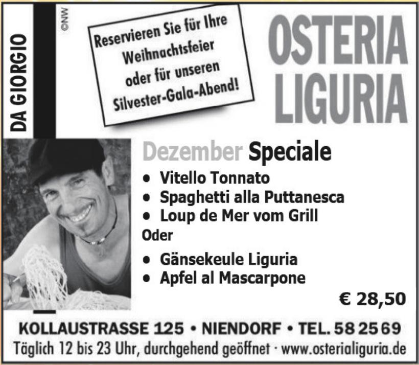 Osteria Liguria
