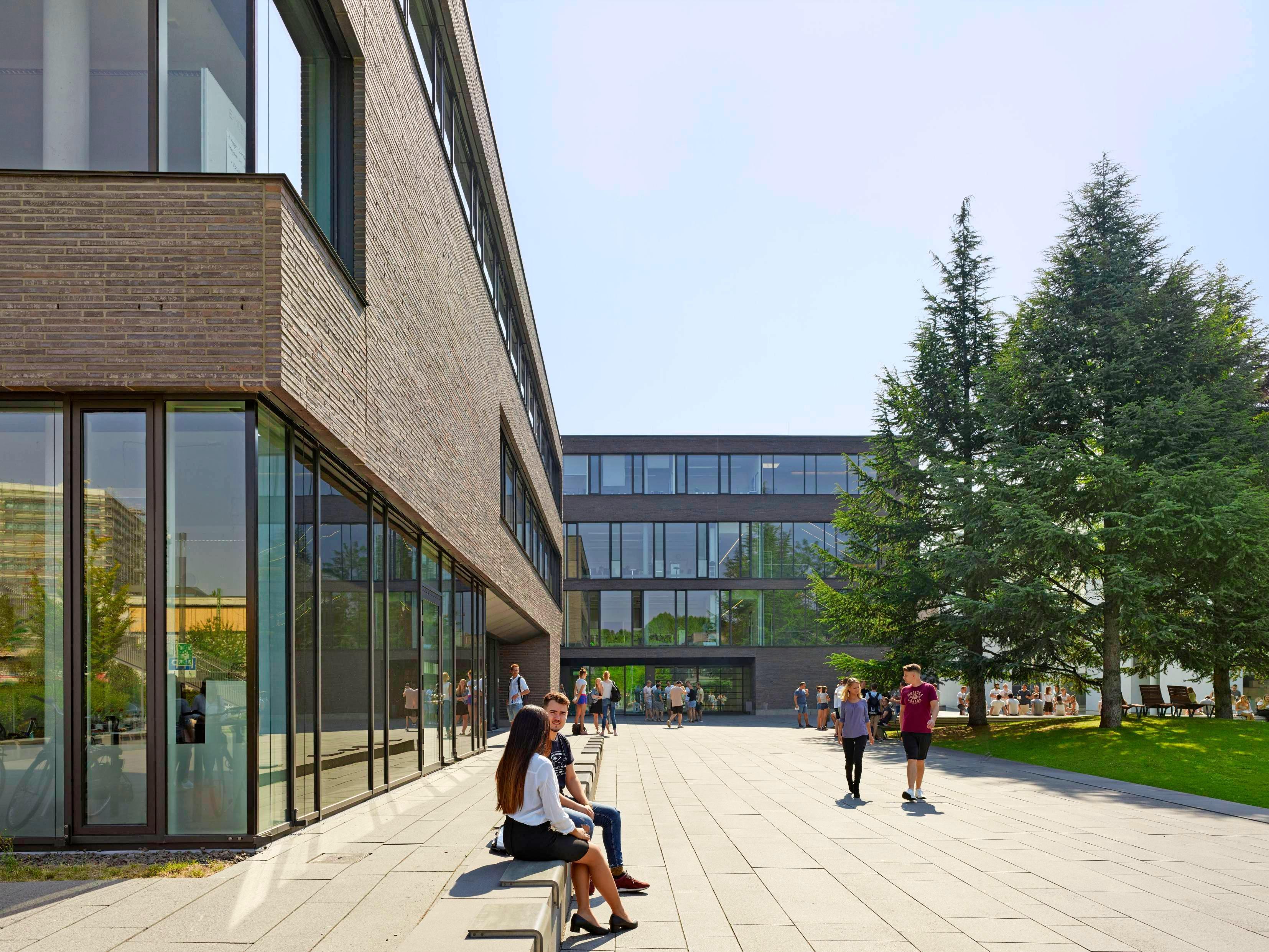 Mit der Technischen Universität München (TUM) ist Heilbronn am Bildungscampus nun Teil der Exzellenzstrategie einer der führenden Universitäten Deutschlands – und damit auch Uni-Stadt.