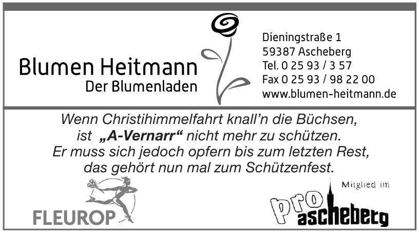Blumen Heitmann