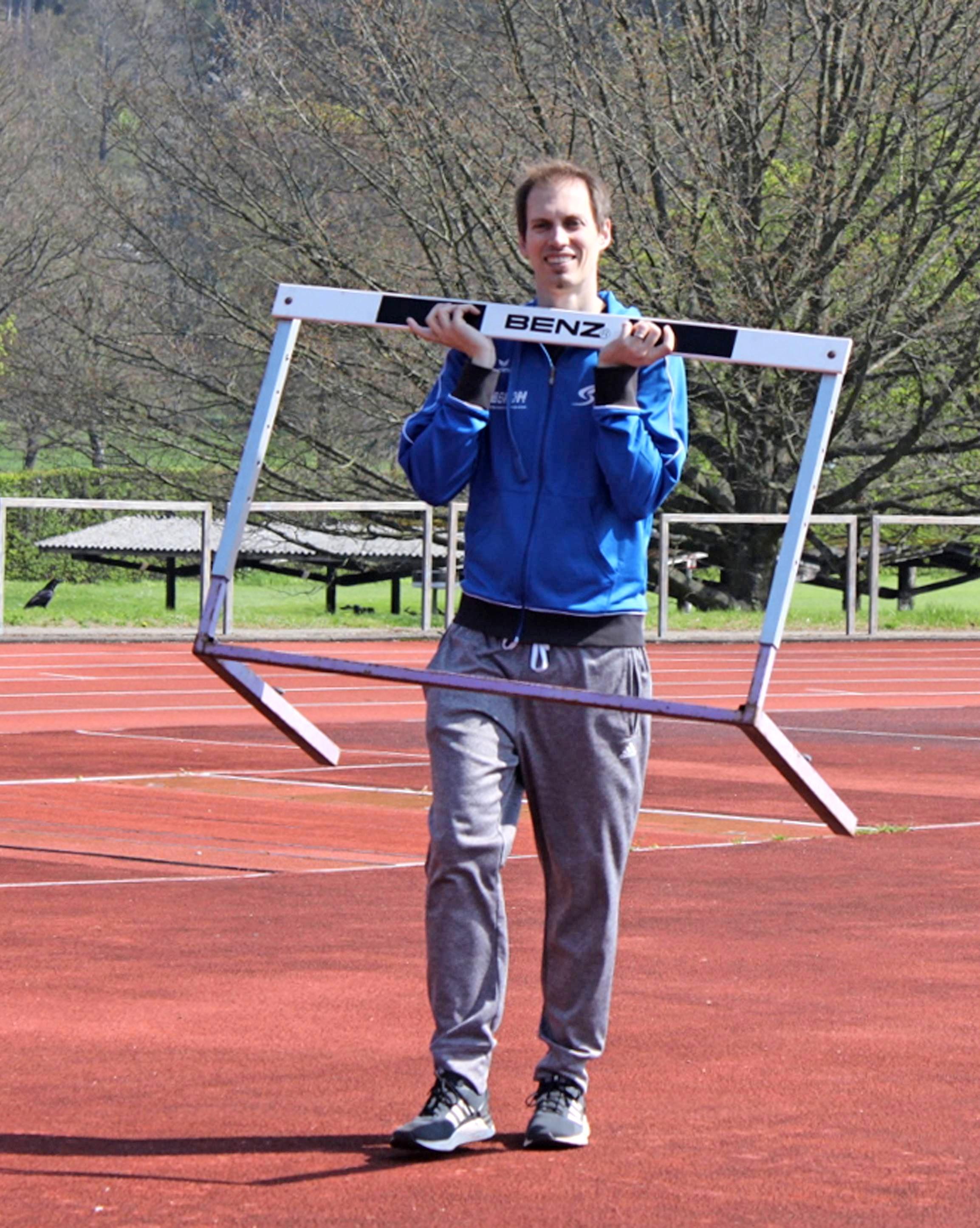 Es geht los: Auf den Sportplätzen der Stadt Neckarsulm kann auch das Leichtathletik-Training unter strengen Auflagen wieder beginnen. Foto: Archiv/Leitz