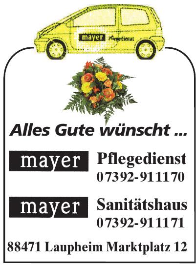 Mayer Pflegedienst