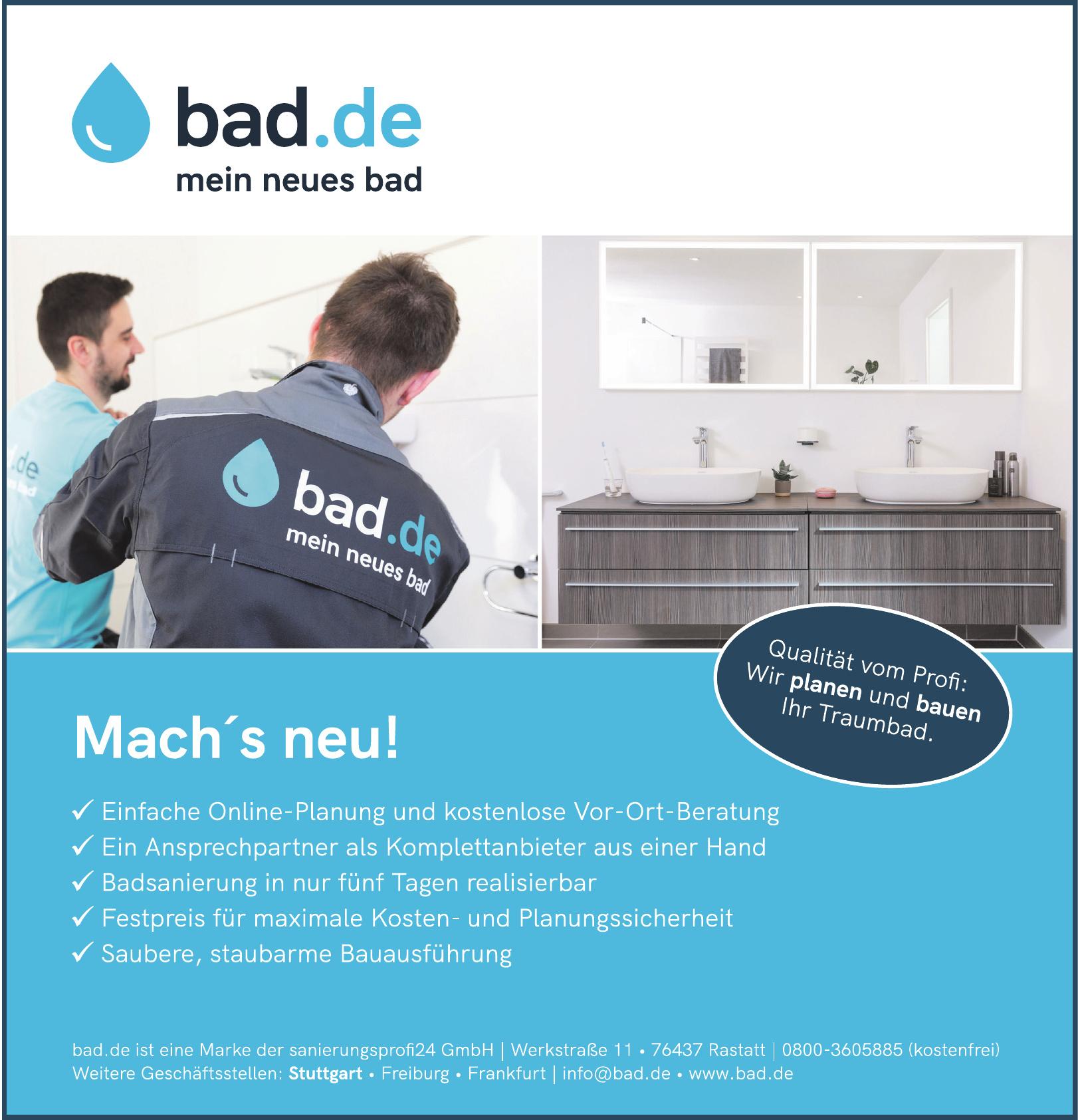 sanierungsprofi24 GmbH