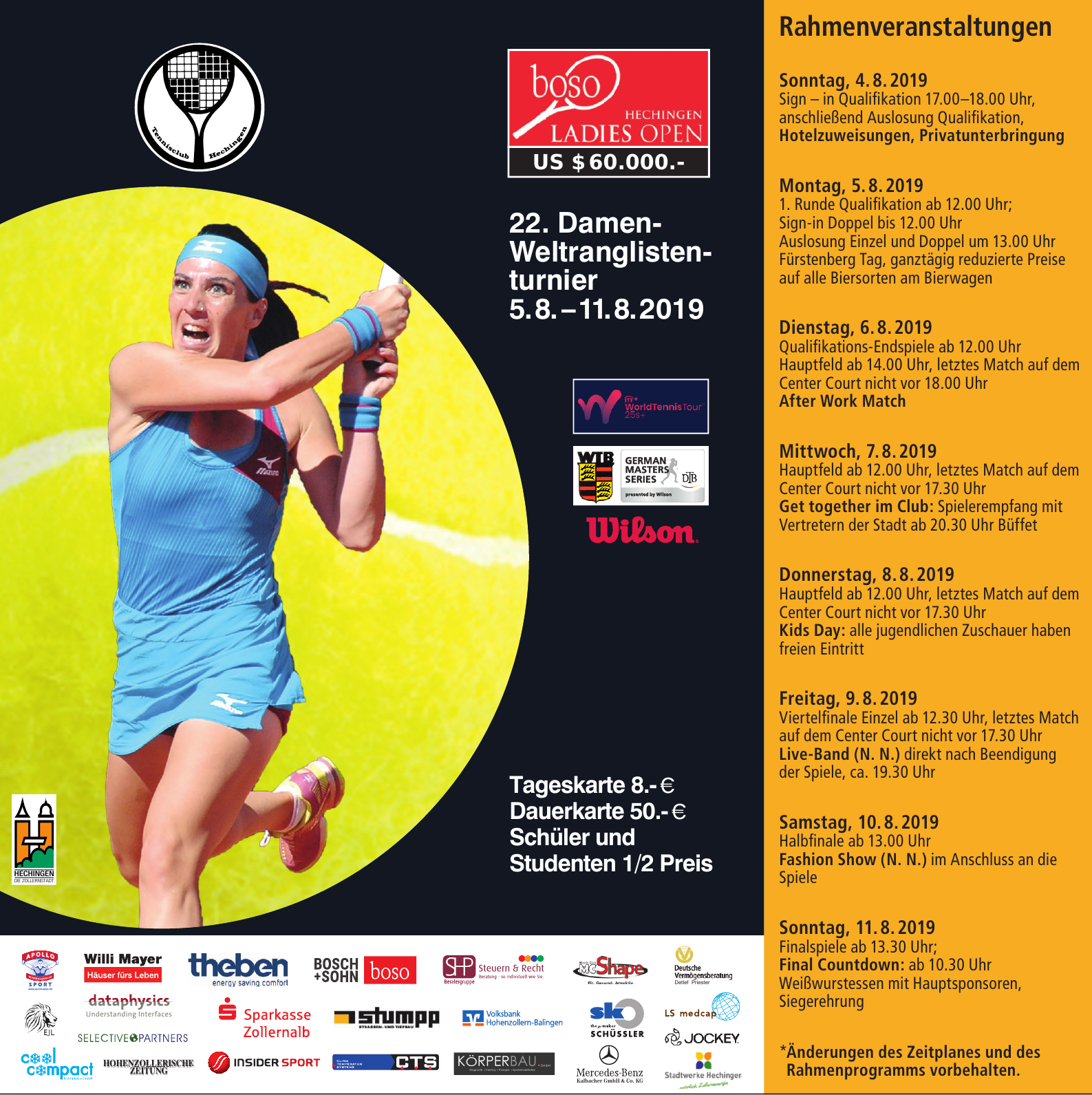 boso Hechingen Ladies Open