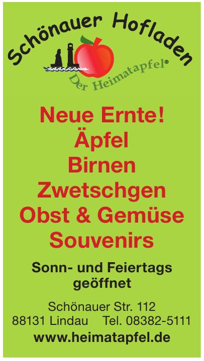 Schönauer Hofladen