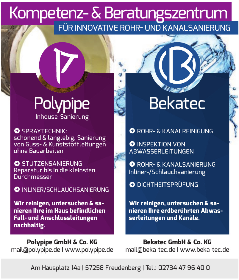 Polypipe GmbH & Co. KG