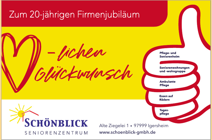 Schönblick Seniorenzentrum