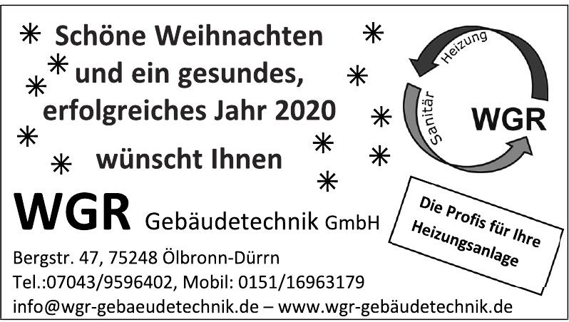 WGR Gebäudetechnik GmbH