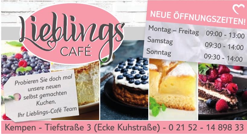 Lieblings Café