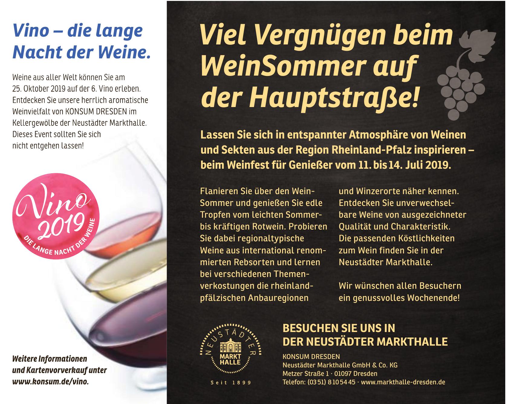 Neustädter Markthalle GmbH & Co. KG