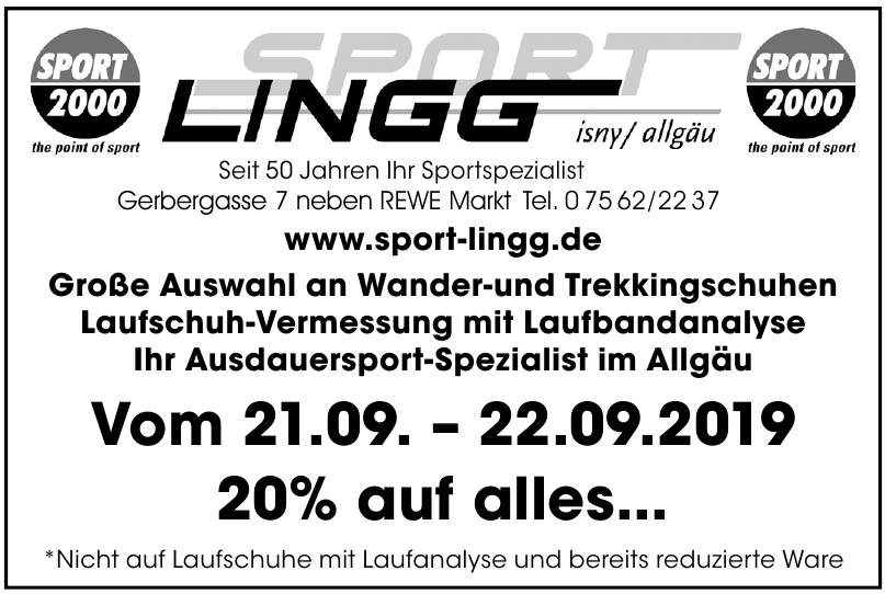 Sport Lingg