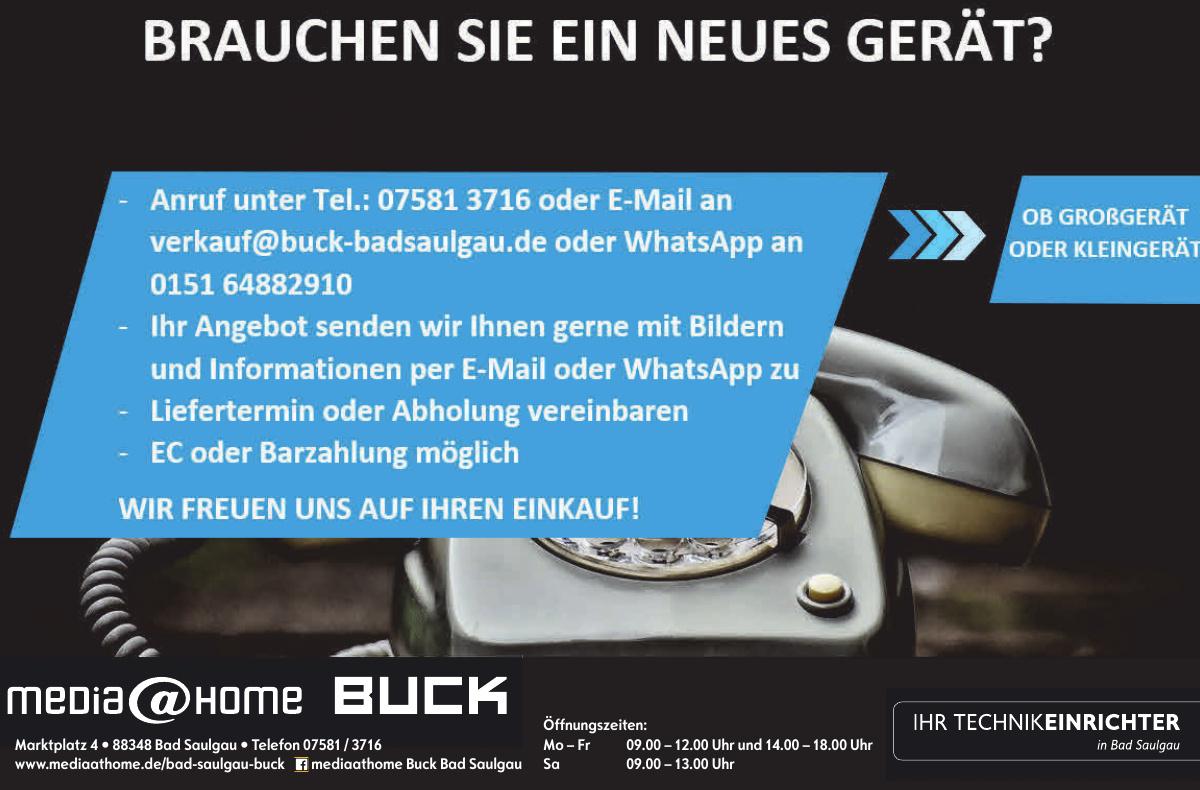 mediaathome Buck Bad Saulgau