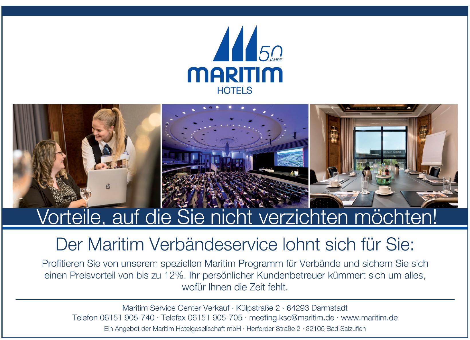 Maritim Hotelgesellschaft mbH