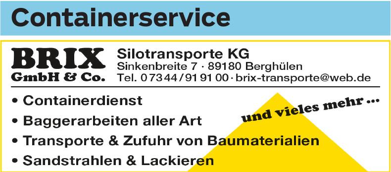 Brix GmbH & Co.