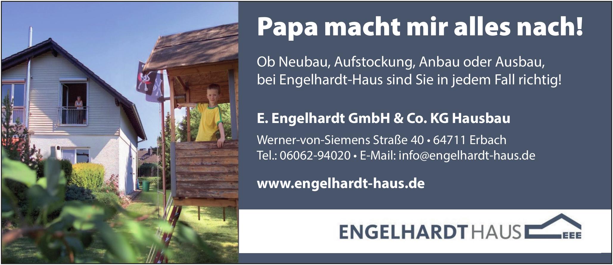 E. Engelhardt GmbH & Co. KG Hausbau