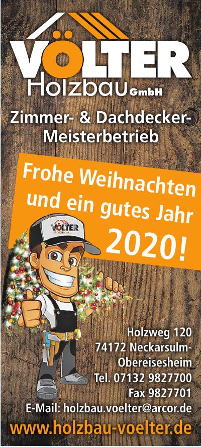 Völter Holzbau GmbH