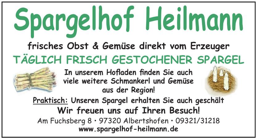 Spargelhof Heilmann