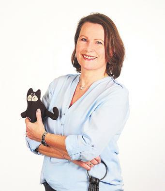 Ab in den Urlaub? Kirsten Lünstedt betreut Katzen und Häuser, wenn die Besitzer verreisen. Foto: Privat
