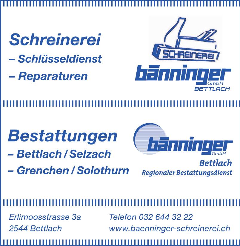 Bänninger GmbH