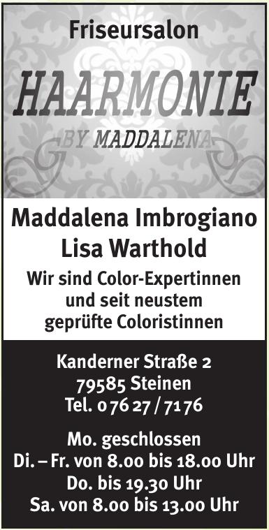 Friseursalon Haarmonie by Maddalena