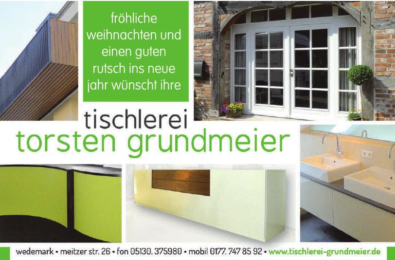 Tischlerei Grundmeier