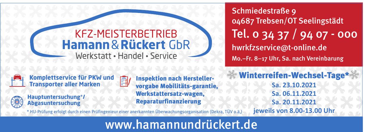 Hamann & Rückert GbR