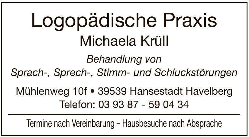 Logopädische Praxis Michaela Krüll