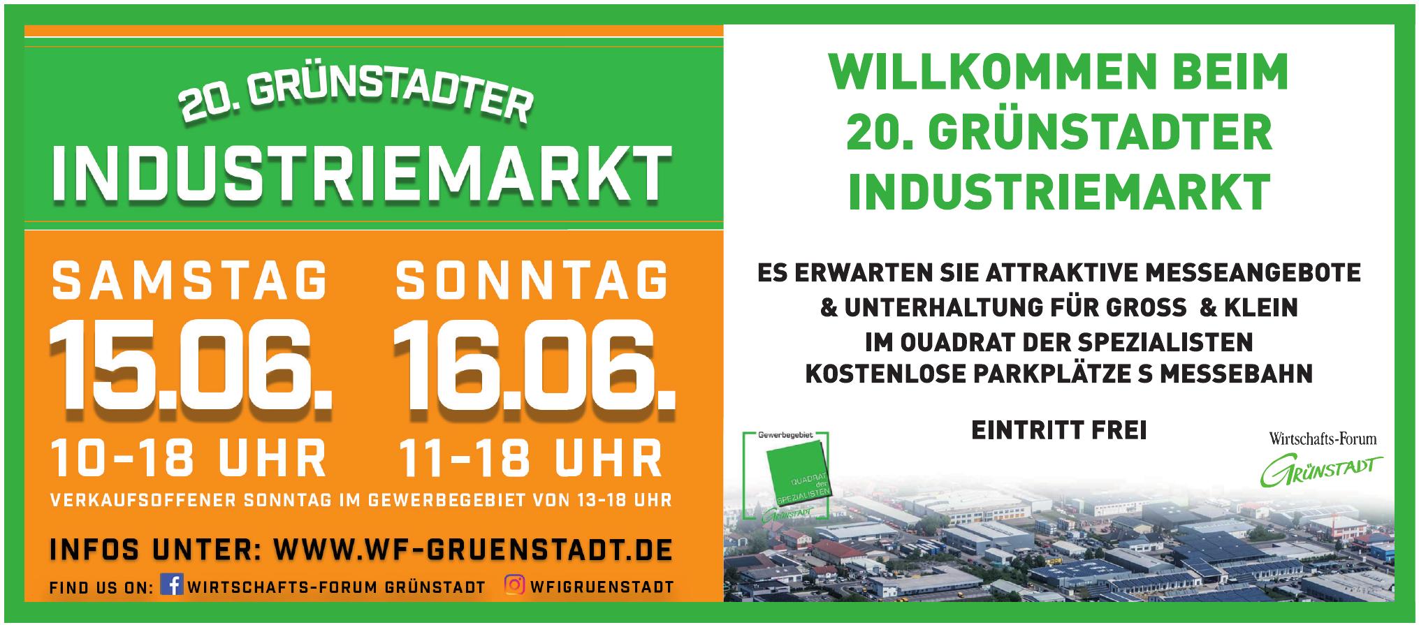 Wirtschafts-Forum Grünstadt e.V.