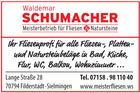 Waldemar Schumacher